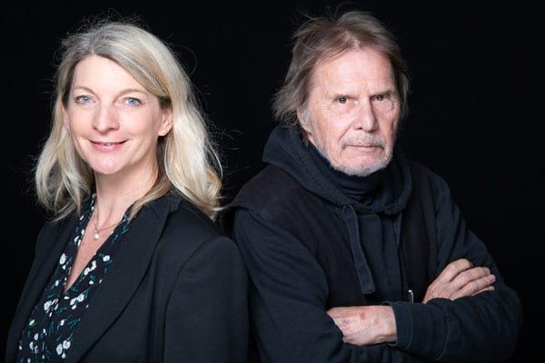 Katja Seifert und Uli Stein